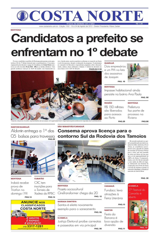 628ce3c05d Jornal Costa Norte by Costa Norte - issuu
