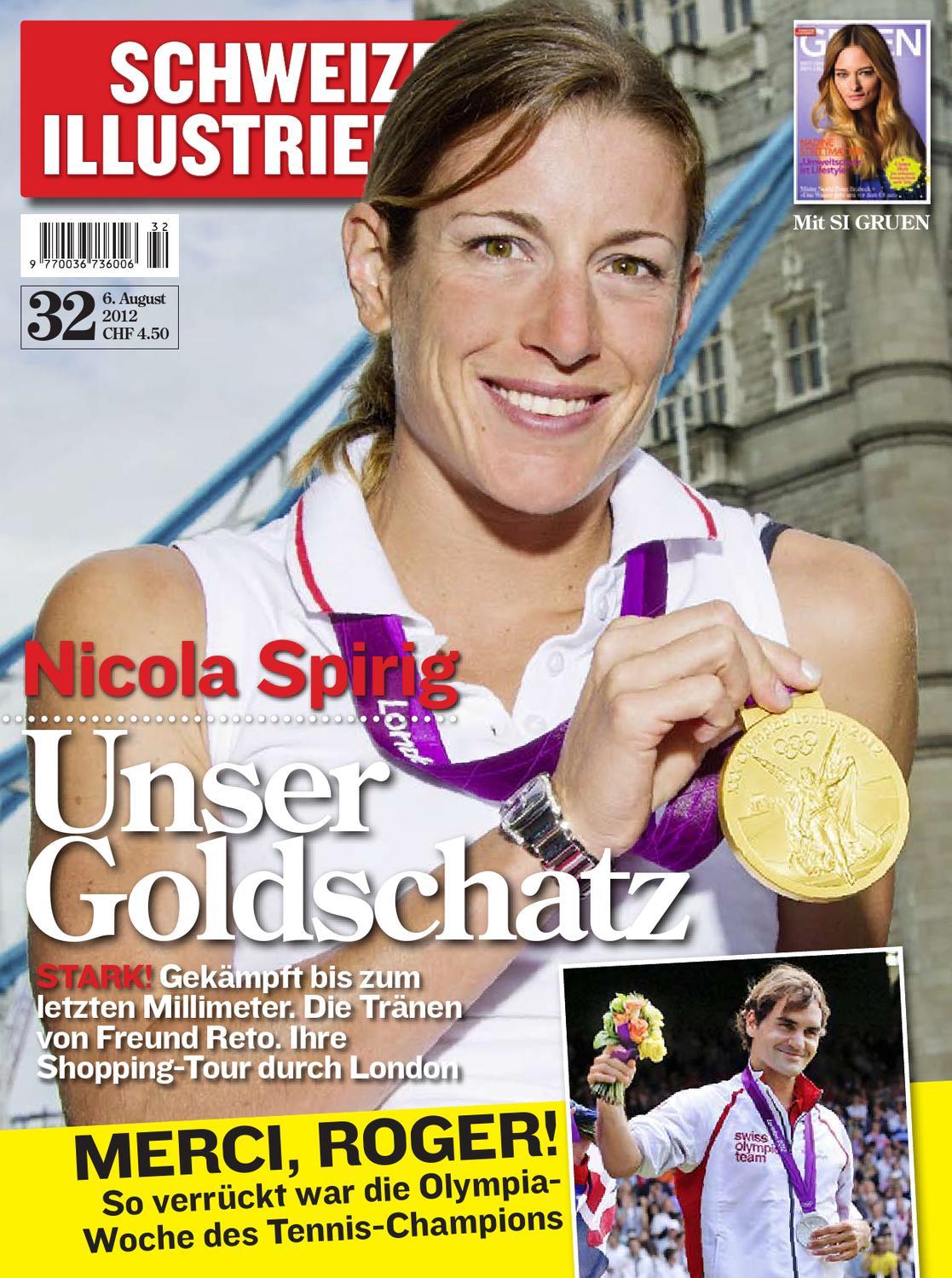 bdd59cb7a474 SI 2012 32 by Schweizer Illustrierte - issuu