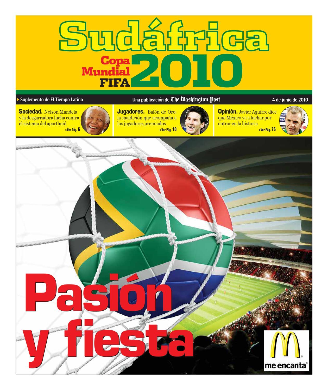 Sudafrica by El Tiempo Latino - issuu e0d5df8a8d7da