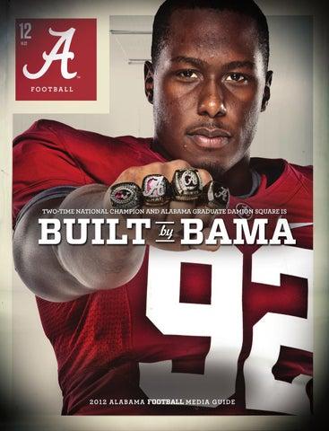 2013 Alabama St University Football Media Guide By Alabama State