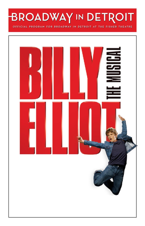 Billy elliot by frank bach issuu for Www americanhouse com