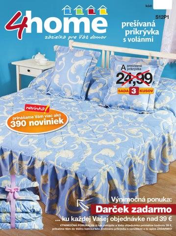 621cfdb9efe4 Katalog Podzim Zima SK by 4home