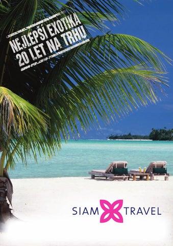643a8c4b683 Katalog Cestovní kanceláře Siam Travel International by Siam Travel ...