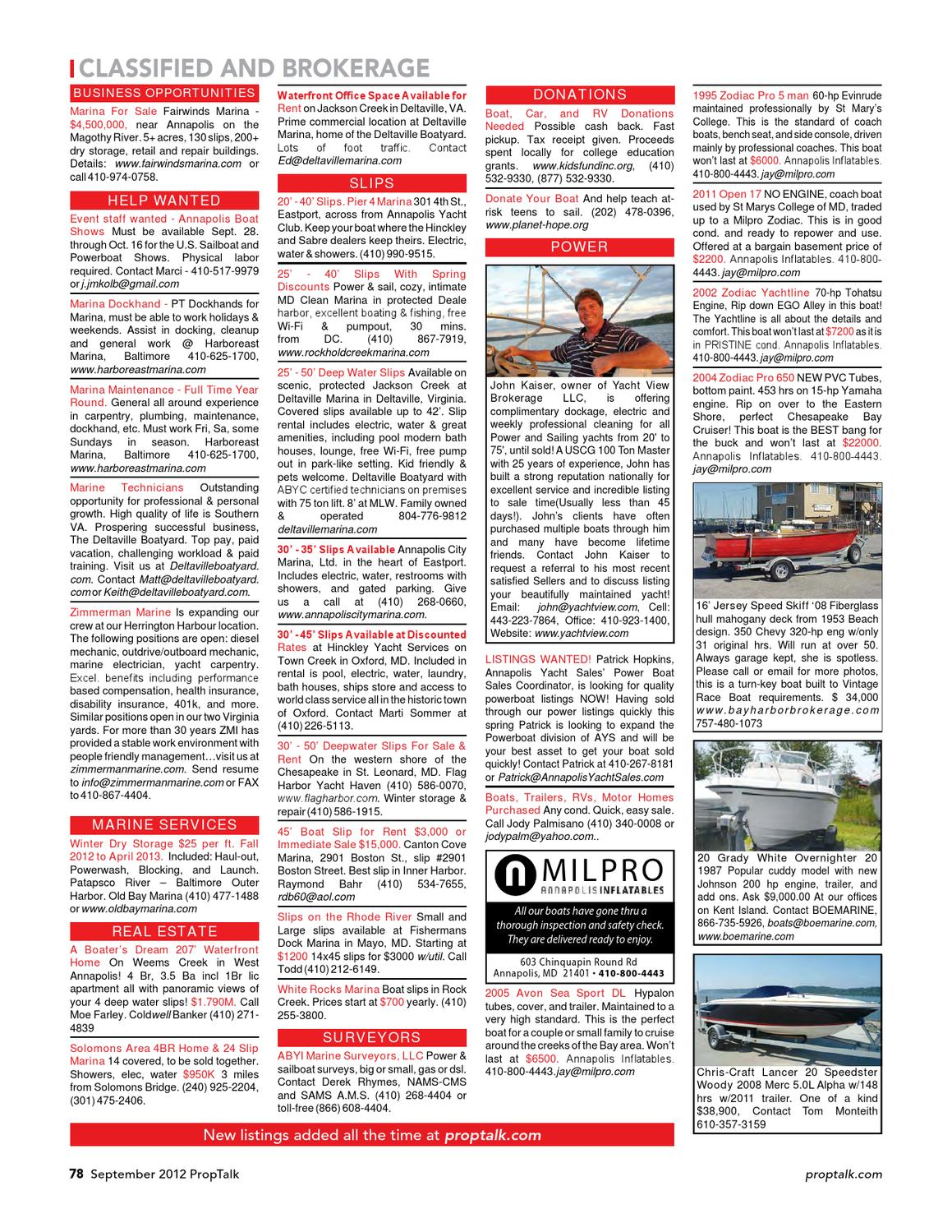 PropTalk Magazine September 2012 by PropTalk Media llc - issuu
