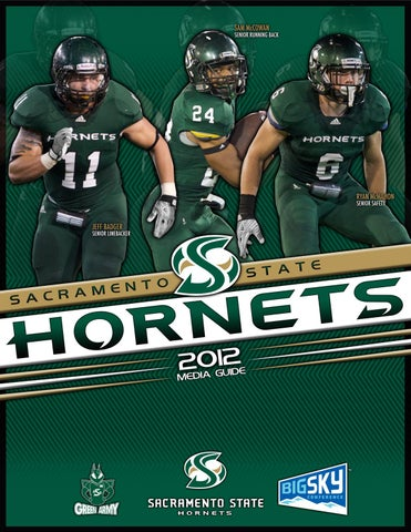 2012 Sacramento State Football Guide by Hornet Sports issuu