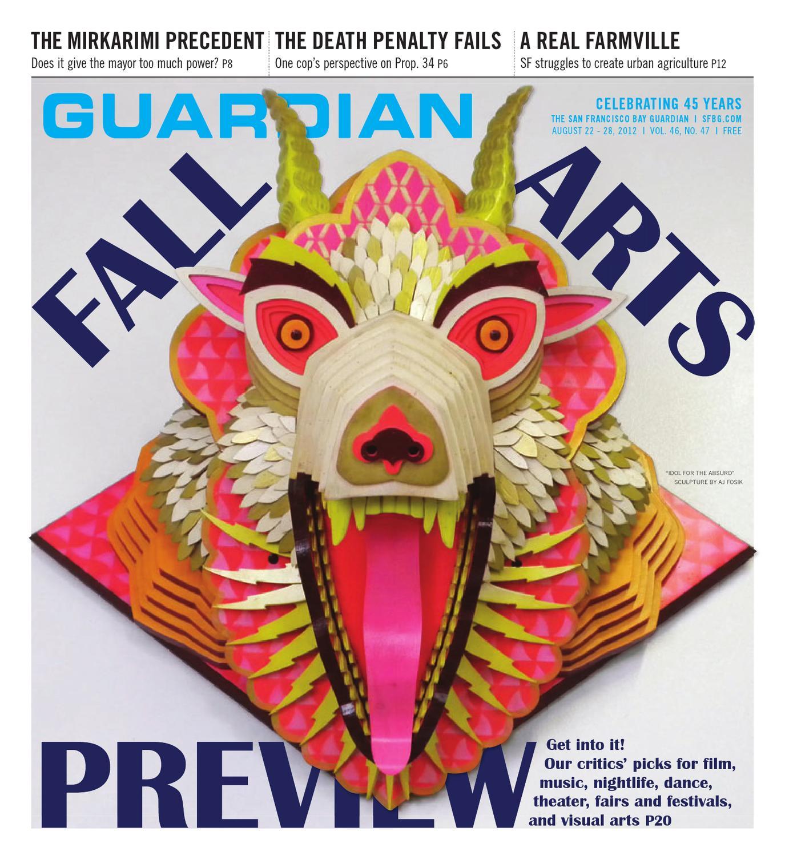 San Francisco Bay Guardian by San Francisco Bay Guardian - issuu
