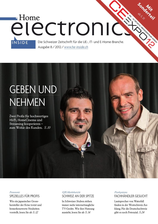 Wunderbar Verdrahtete Zeitschrift Juli 2013 Ideen - Elektrische ...