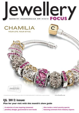 4e033d736 Jewellery Focus September 2012 by Mulberry Publications Ltd - issuu