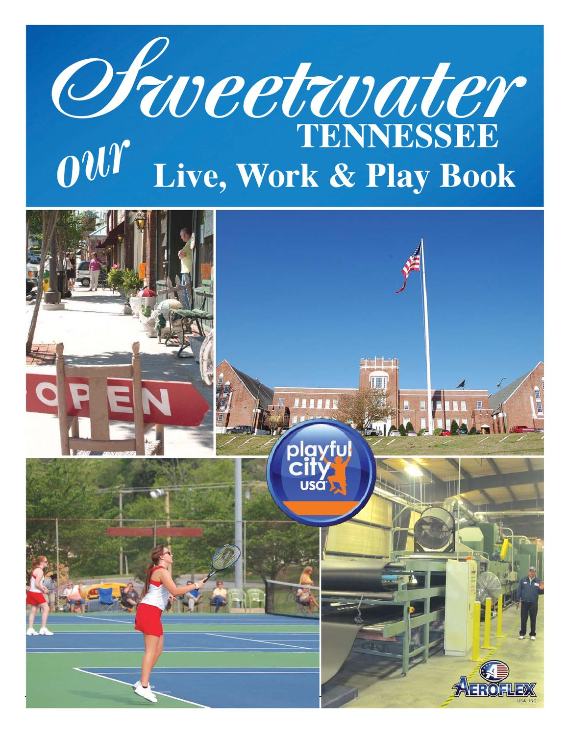 sweetwater 39 s live work play book by the advocate