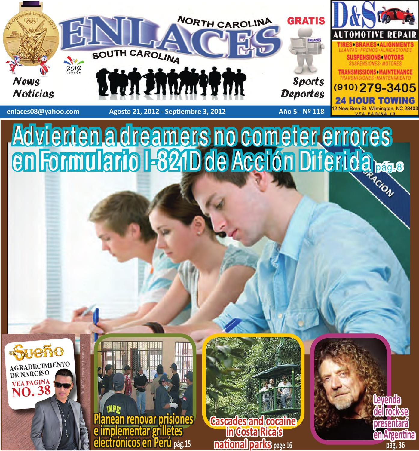 EDICION 118 by Periodico Enlaces - issuu
