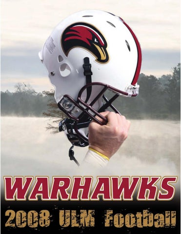 f41a42b33d6 2008 ULM Football Guide by ULM - issuu