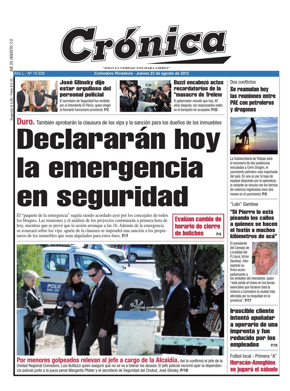 885b741313015ec31e06d180b210f381 by Diario Crónica - issuu