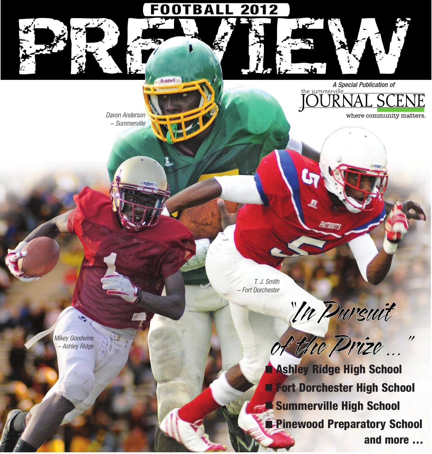 2012 High School Preview By The Moultrie News Issuu