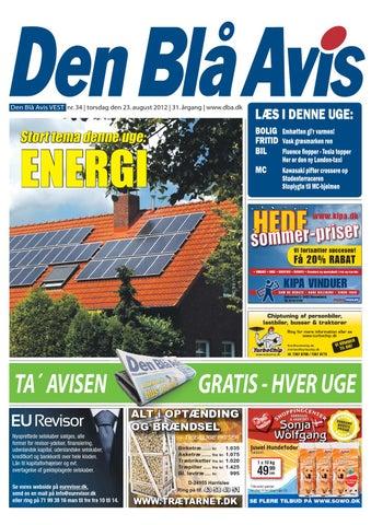 2b368dbb1ec Den Blå Avis - VEST - 34-2012 by Grafik DBA - issuu