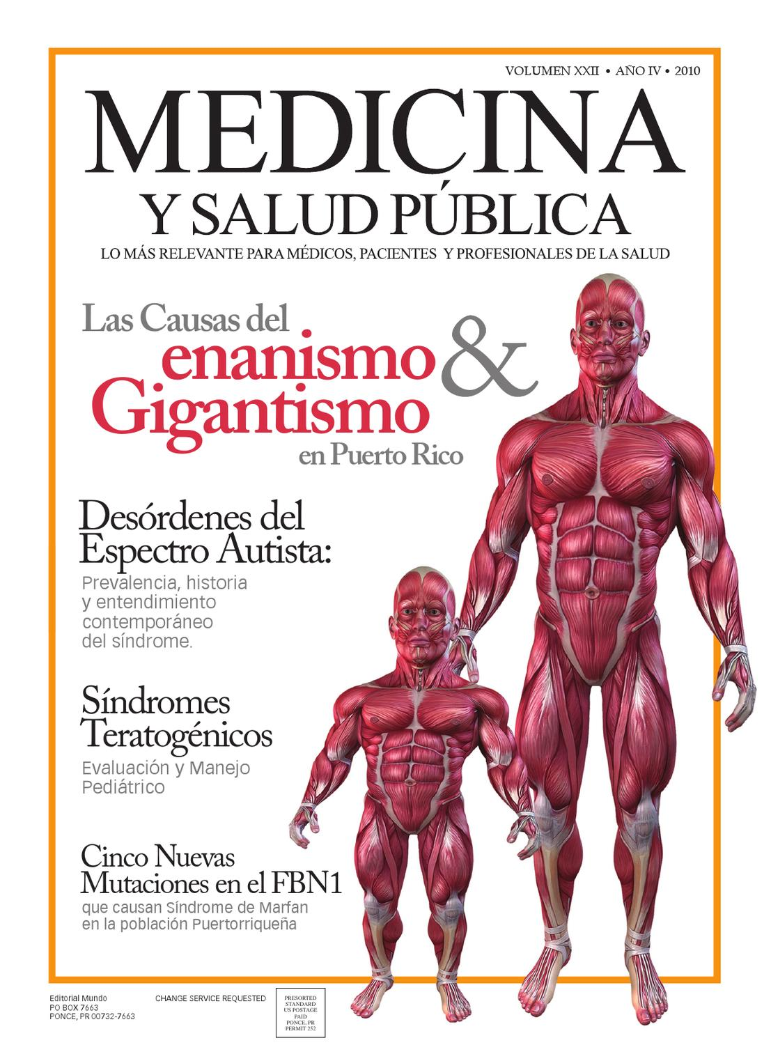 Medicina Y Salud Pública VOL. XXII by Grupo Editorial Mundo - issuu