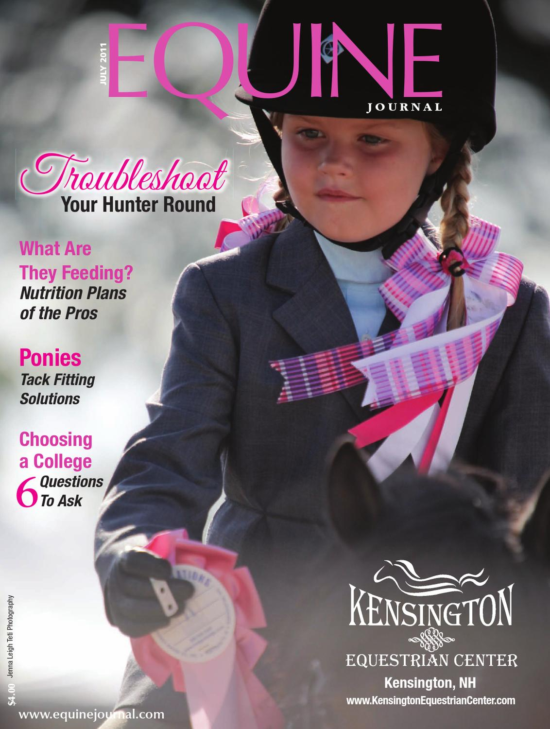 Equine Journal (July 2011) by Equine Journal - issuu 135c65a8a