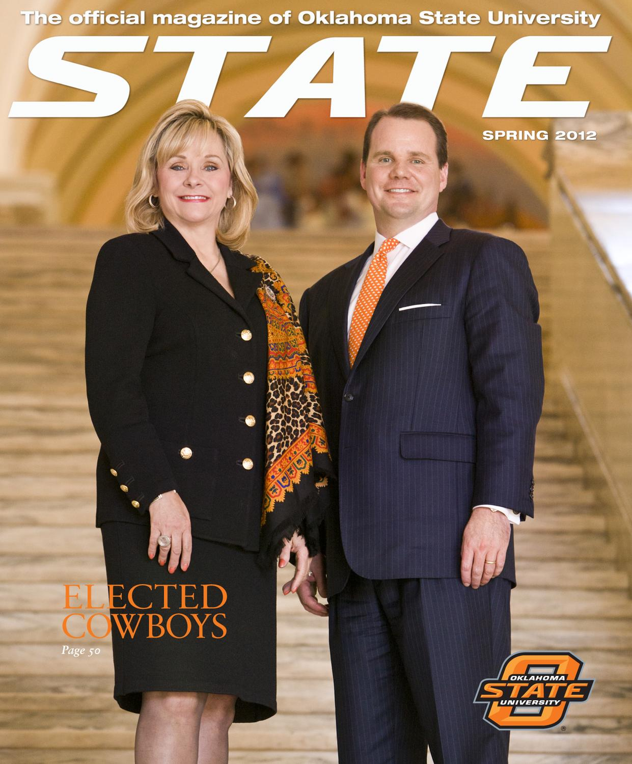 15657b74d051 STATE Magazine, Spring 2012 by Oklahoma State - issuu