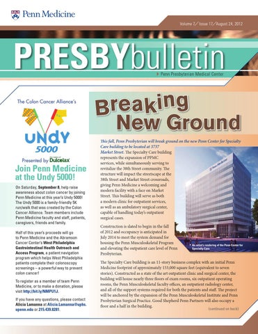 Presbybulletin by Penn Medicine - issuu