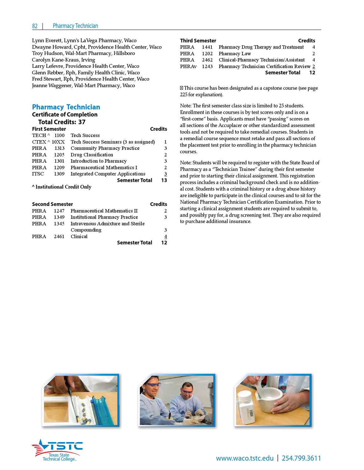 TSTC Waco Catalog Instructional Programs 082312 by Texas State