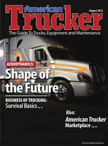 American Trucker West August Edition by American Trucker - issuu