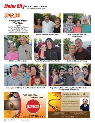 Bakersfield Life Magazine September 2012 by The Bakersfield