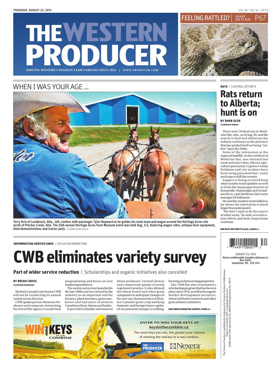 August 23 2012 The Western Producer By Issuu 2006 Ic Bus Dt466 Ecm Wiring Diagram