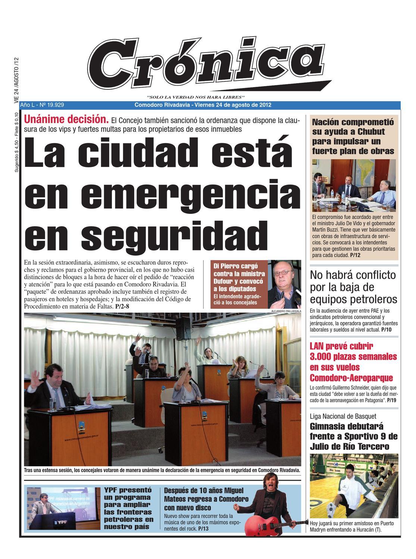 6b5f691e510a0dfeaacd7242c3756153 by Diario Crónica - issuu