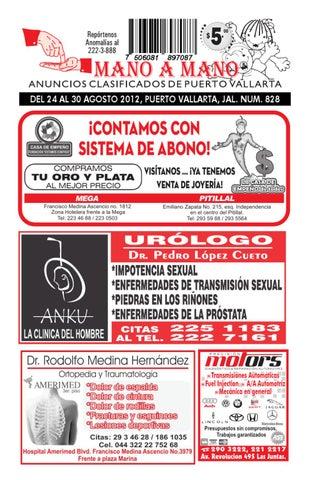 1d247b441ca9 Pub 828 by MANO A MANO - issuu