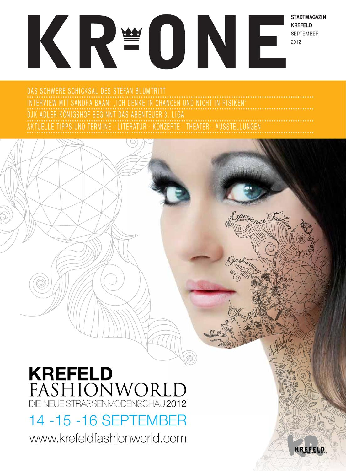 KR-ONE September 2012 by Michael Neppeßen - issuu