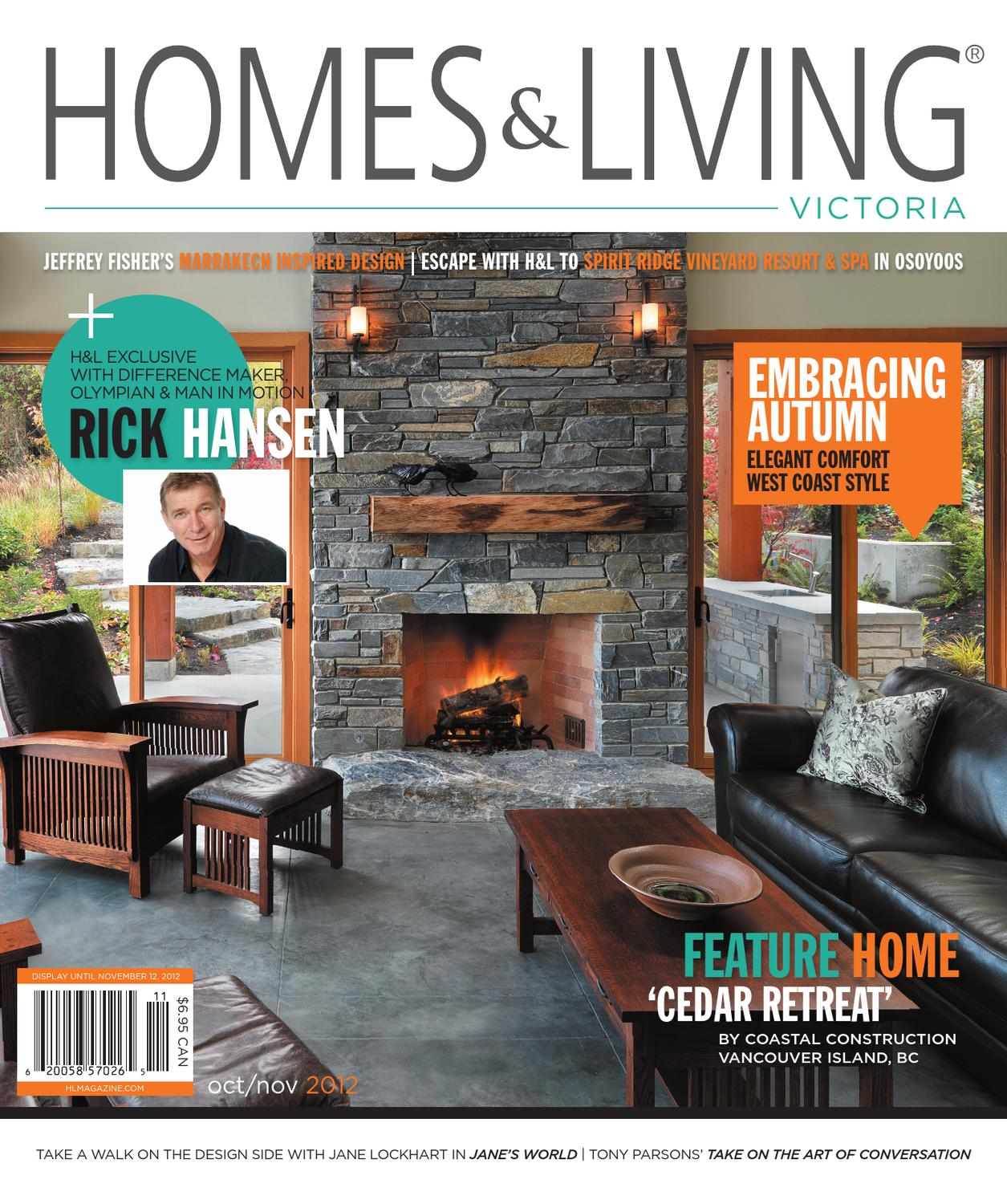 Home Designs October 2012: Oct/Nov 2012 By Homes & Living