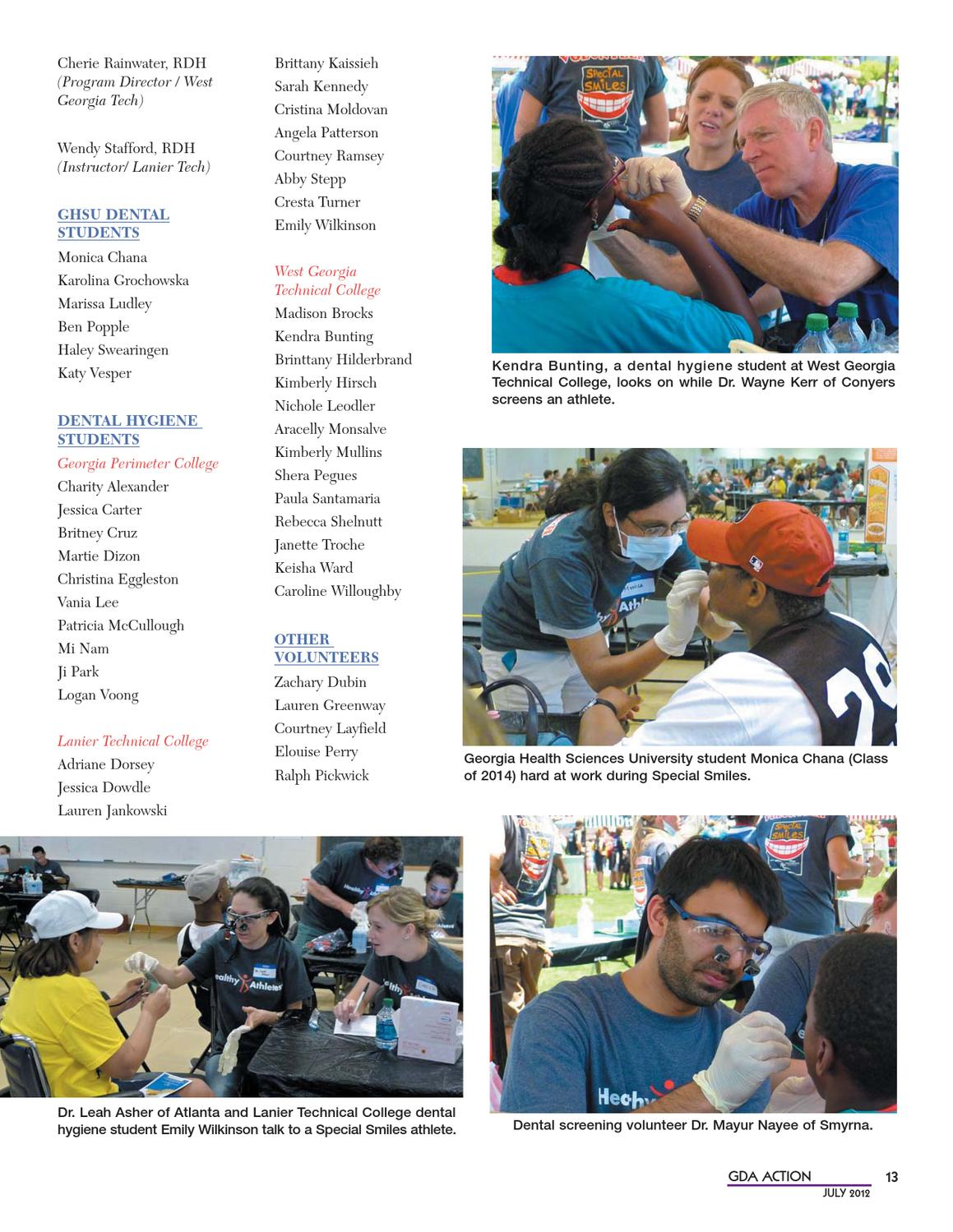 Gda Action July 2012 By Delaine Hall Issuu