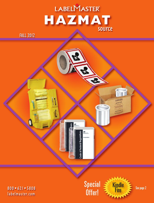 Pack of 25 Tagboard Labelmaster ZT4-1832 UN 1832 Corrosive Hazmat Placard