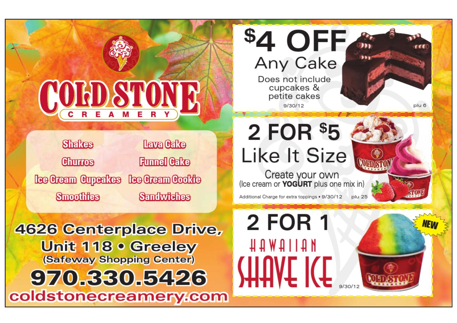 September Coupon Book 2012 by The Greeley Publishing Company - issuu