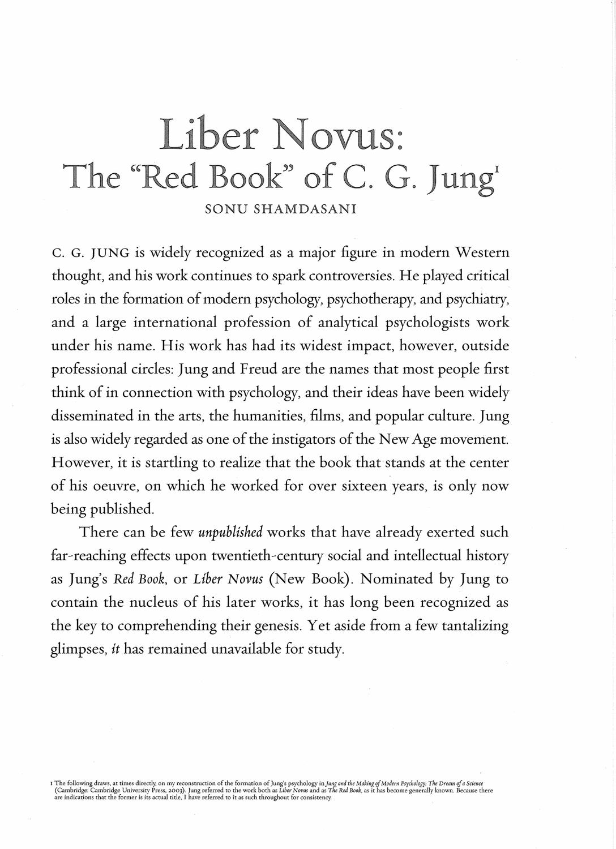 the red book liber novus pdf