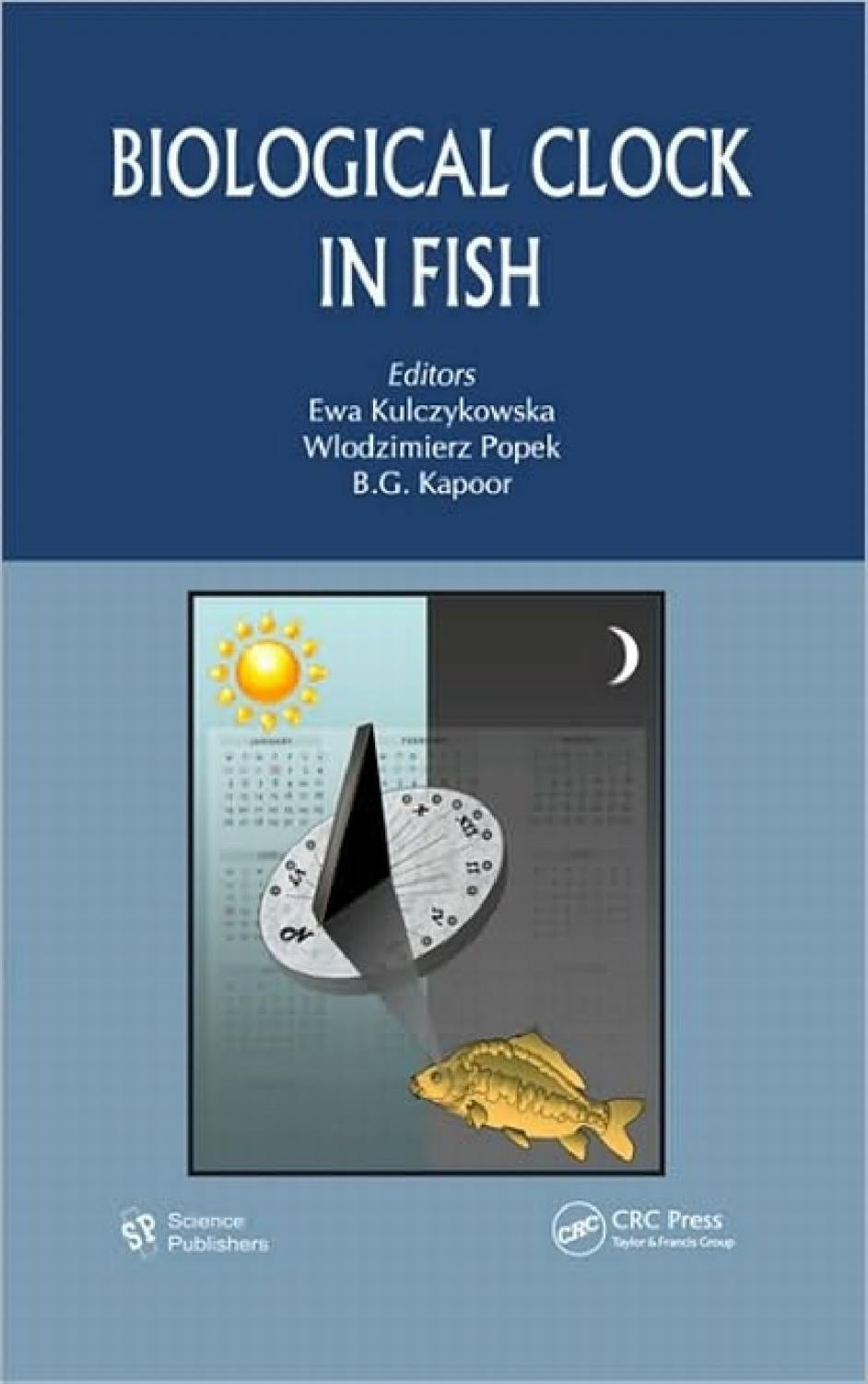 Biologic Clock in Fish by PescaComAmostras - issuu