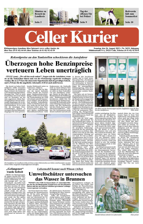 Cks_26.08.2012 By Verlag Lokalpresse GmbH   Issuu
