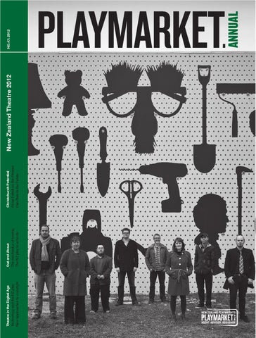 Playmarket annual no47 2012 by playmarket incorporated issuu page 1 fandeluxe Images
