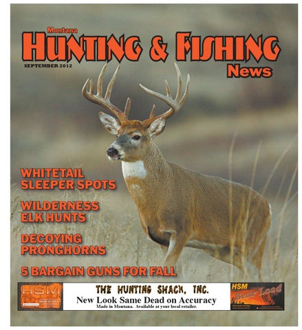 1e8d96c98aa Hunting   Fishing News by Amy Haggerty - issuu