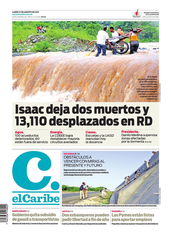 Elcaribe Impreso by Multimedios del Caribe - issuu