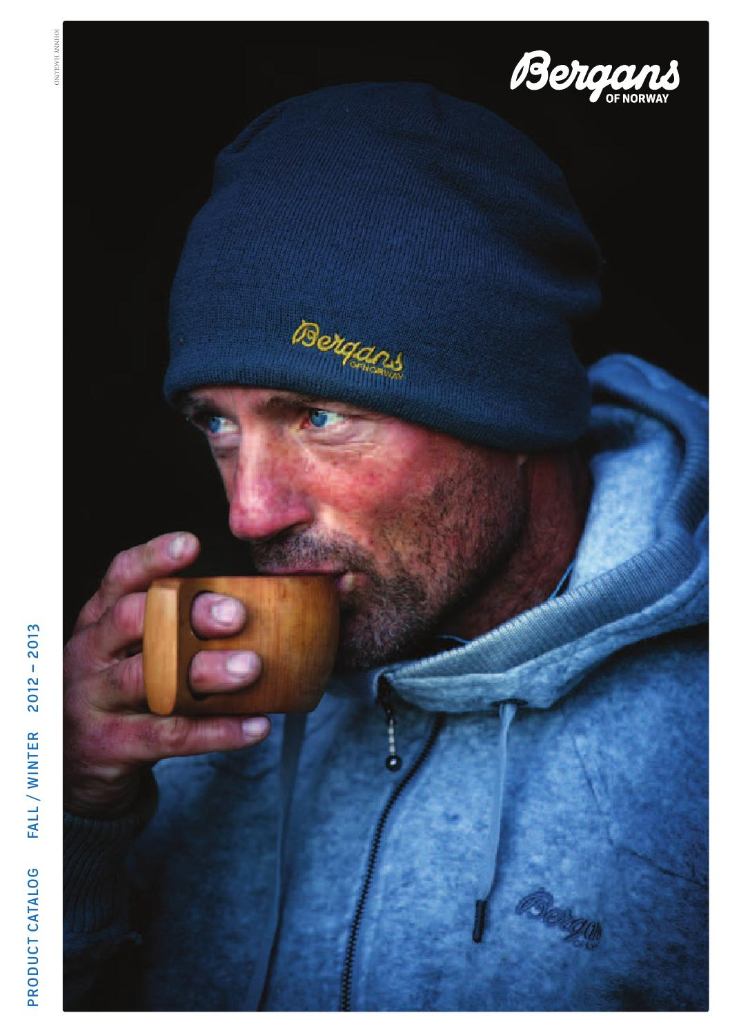 c71cdf10d12a7 Bergans Winter catalog by Bergans of Norway - issuu