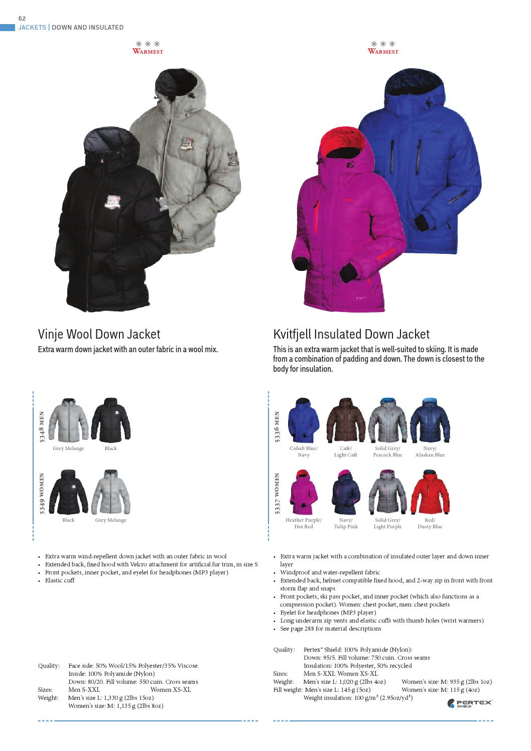 Bergans Winter catalog by Bergans of Norway issuu