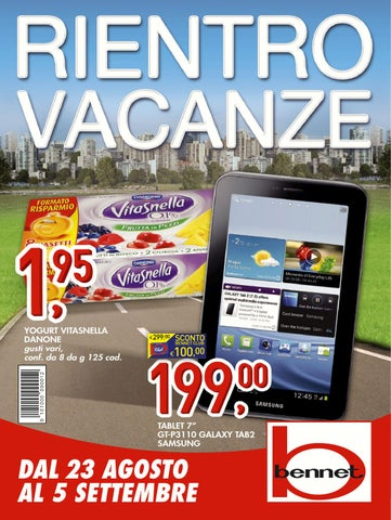 Bennet volantino 23 Agosto-5 Settembre 2012 by CatalogoPromozioni ... 78a77bf32ac