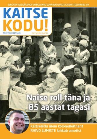 6ced4c8cb73 Kaitse Kodu! nr 6 2012. a by Kaitse Kodu! - issuu