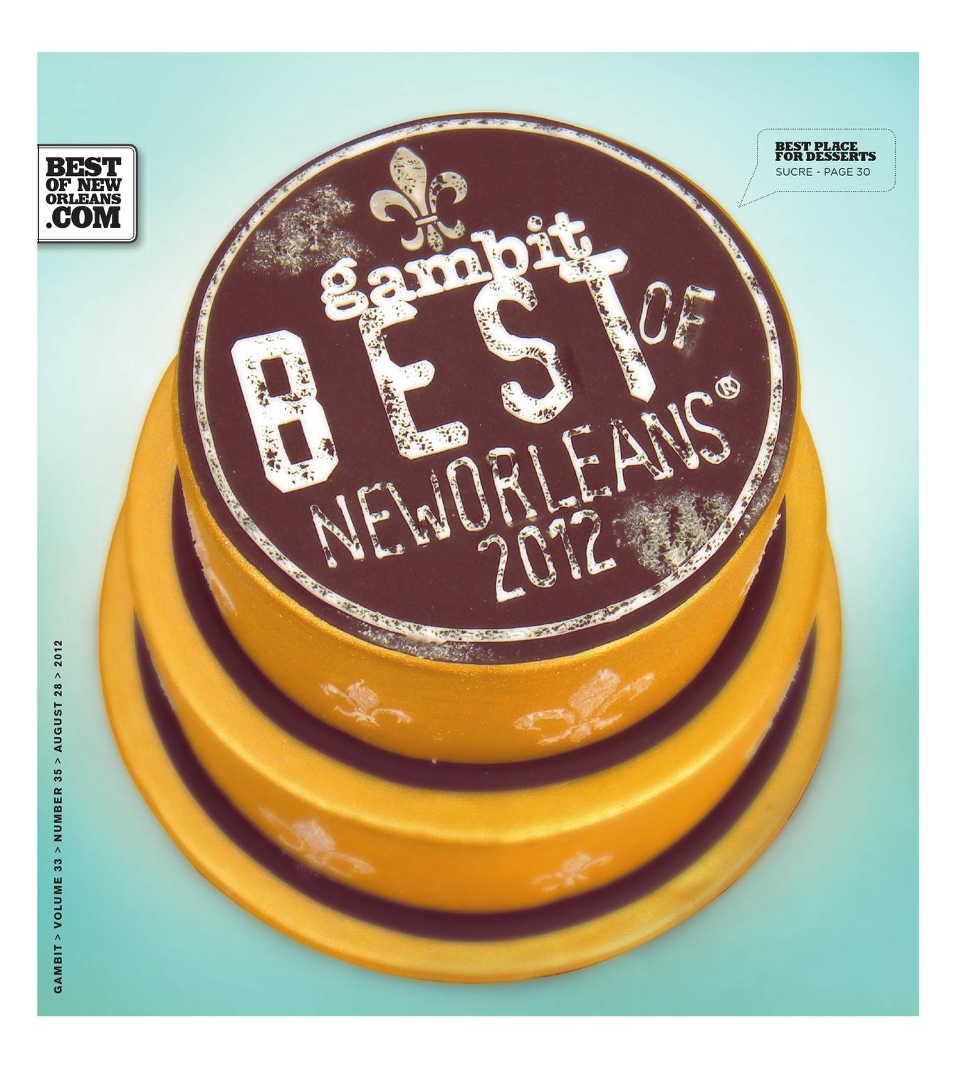 Best of new orleans 2012 by gambit new orleans issuu fandeluxe