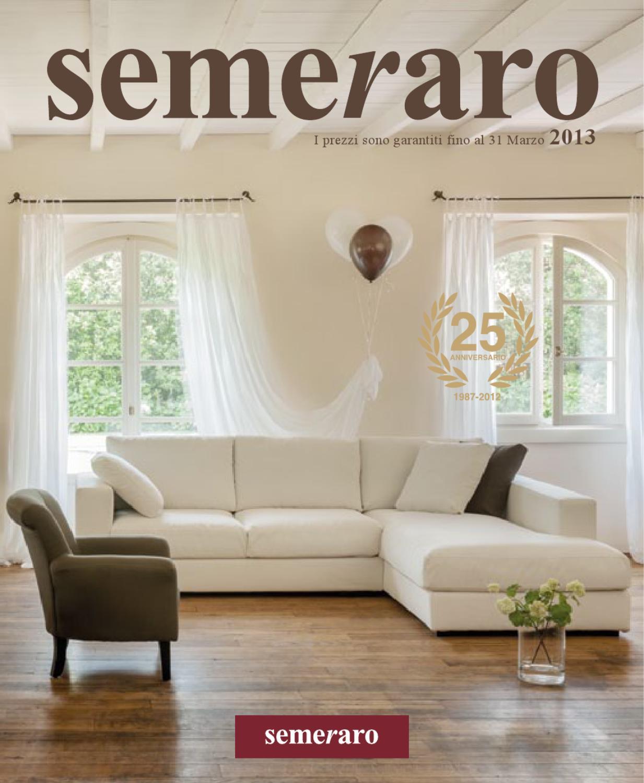 Semeraro 2012 settembre by marco pedrali issuu for Semeraro divani