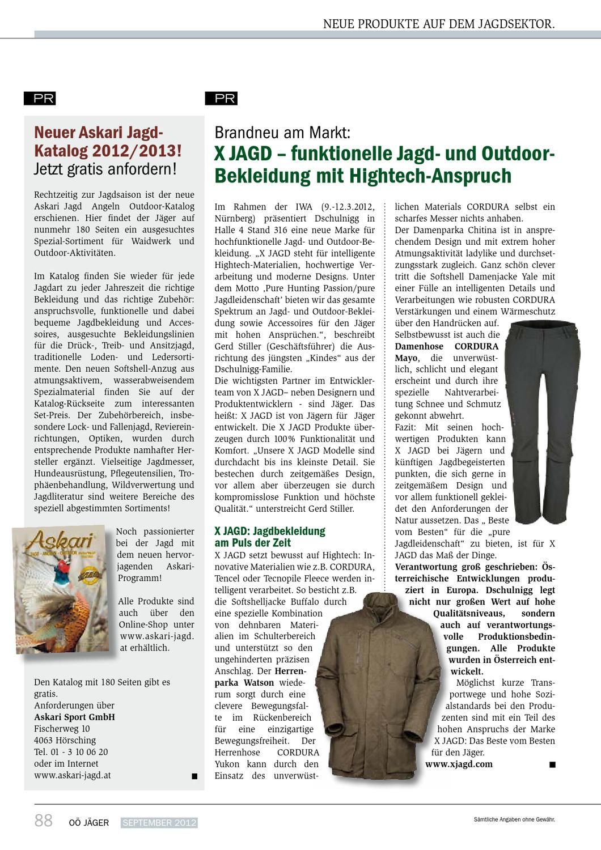 Repliken Ausverkauf suche nach echtem Der OÖ Jäger N°136 _ online by Christof Neunteufel - issuu