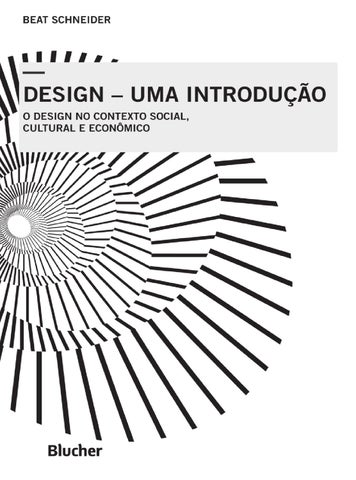 Design uma introdu o by editora blucher issuu for Design economico