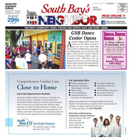 3c4d8963b5 August 29, 2012 Amityville by South Bay's Neighbor Newspapers - issuu