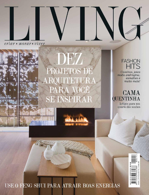 66e9e0eb9dd Revista Living - Edição nº 13 - Agosto de 2012 by Revista Living - issuu