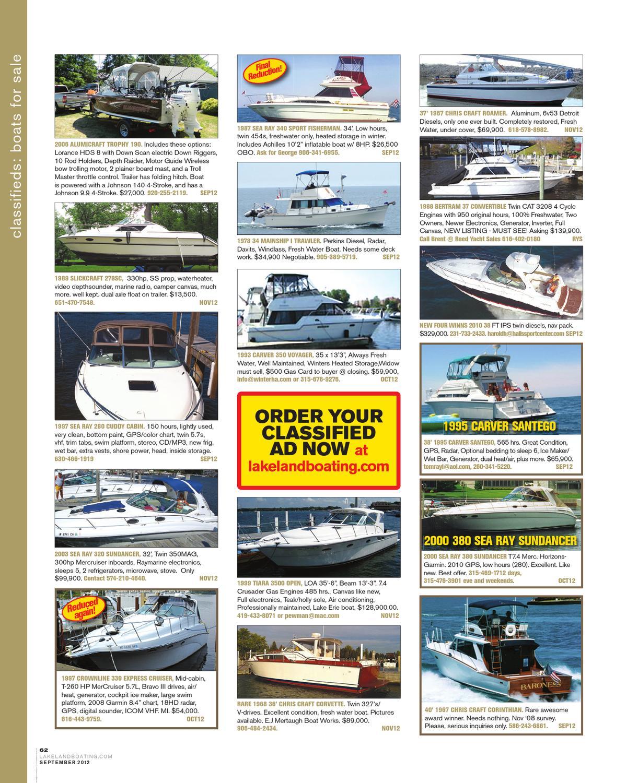 Lakeland Boating September 2012 by Lakeland Boating Magazine